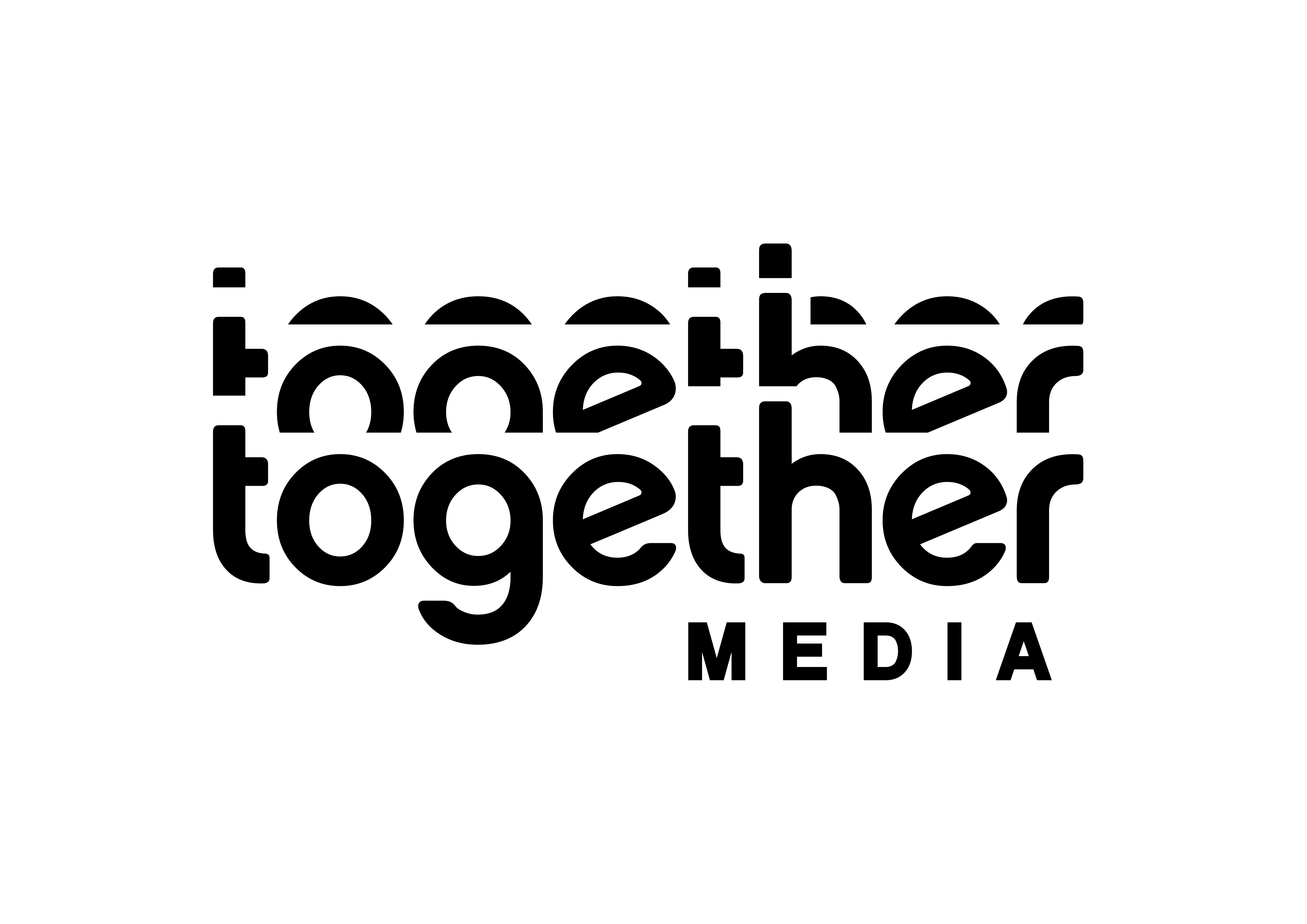 Logo TOGETHER MÉDIA