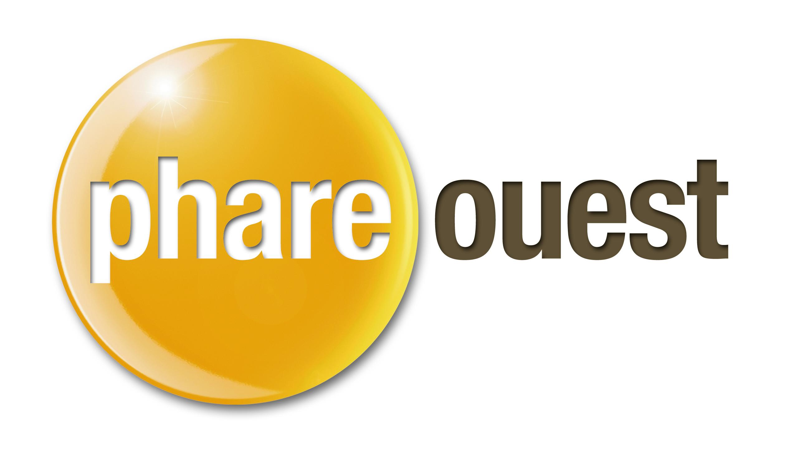Logo PHARE OUEST PRODUCTIONS  / PHARE OUEST STUDIO